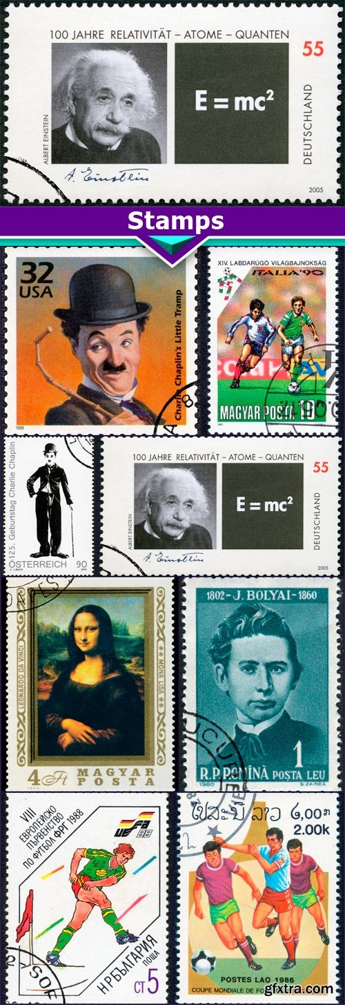 Stamps 8x JPEG