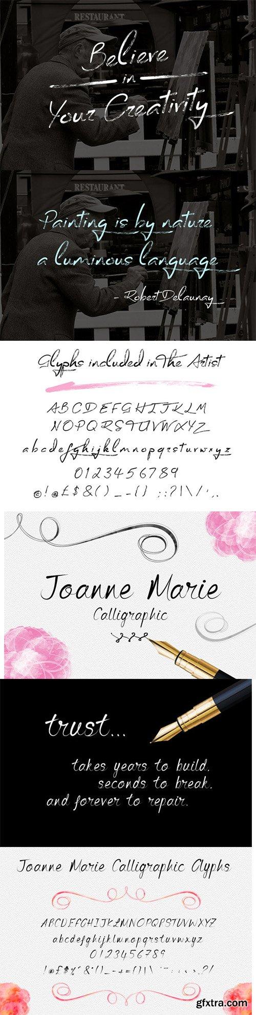 CM Font Bundle 319825