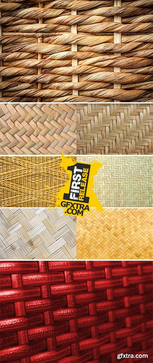Stock Photos Abstract Color Baskets Backgrounds