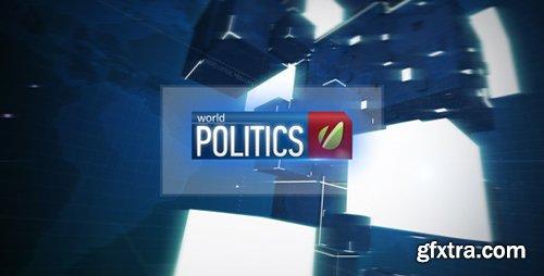 Videohive News Program Opener 8981684