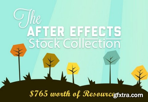 The After Effects Stock Collection 765$