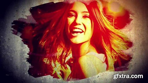Motion Array -  Urban Grunge After Effects Template