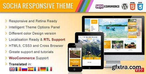 ThemeForest - Socha v2.7 - Responsive WordPress Theme - 4078844