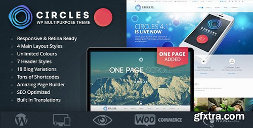ThemeForest - Responsive WordPress MultiPurpose Theme - Circles v4.6 - 4739370