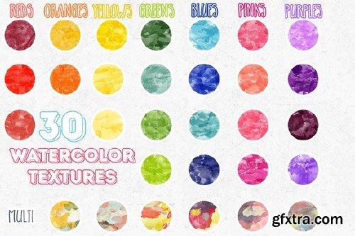 CM - Watercolor Texture Pack 332147