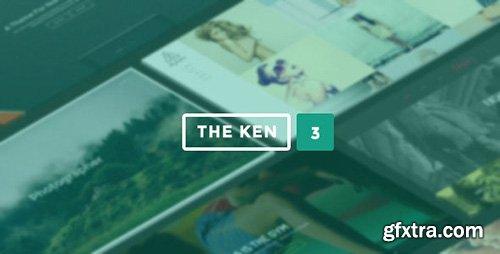 ThemeForest - The Ken v3.2.1 - Multi-Purpose Creative WordPress Theme