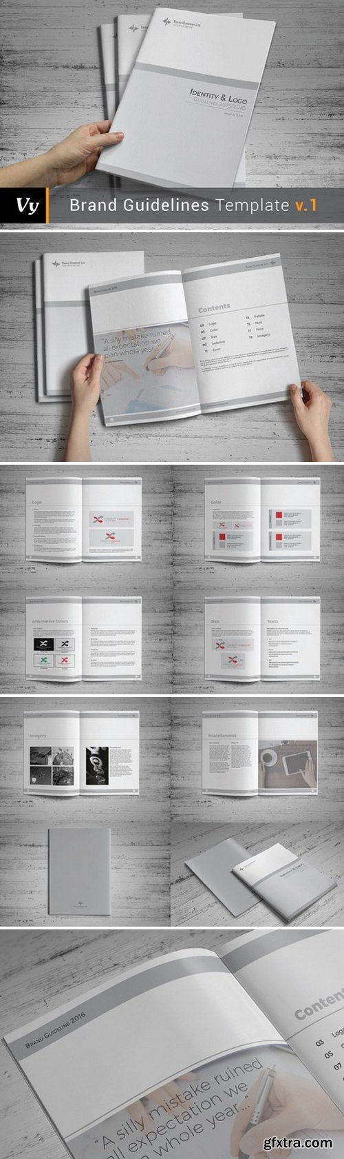 CM - Brand Guidelines Template 331992