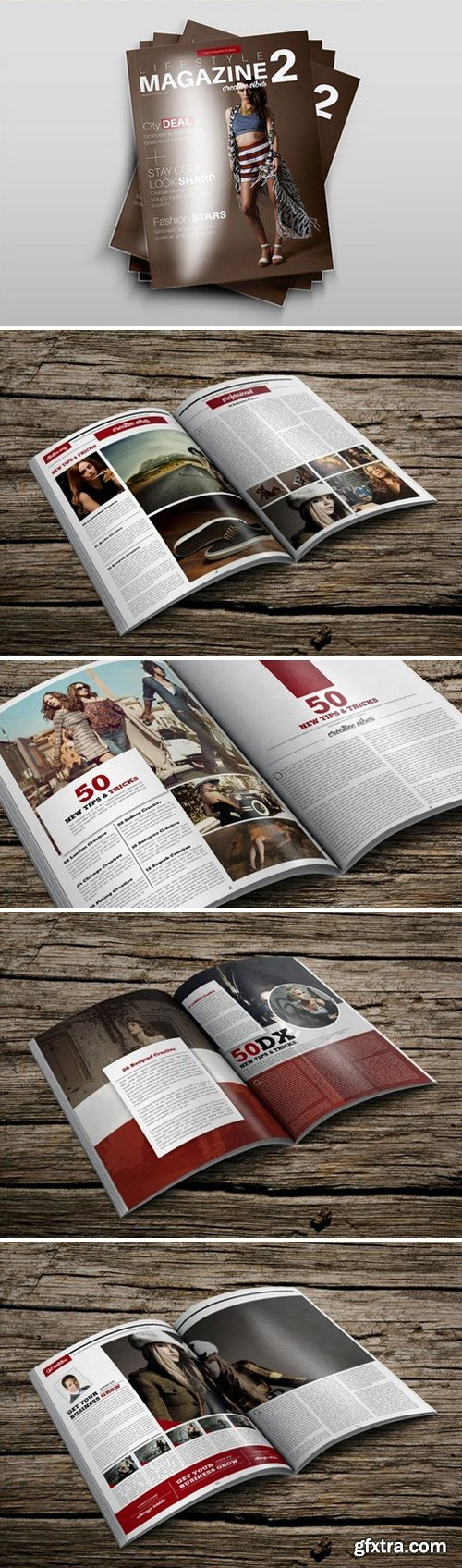 CM - Creative Lifestyle Magazine II 332710