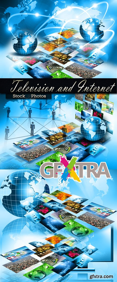 Television and Internet of technology