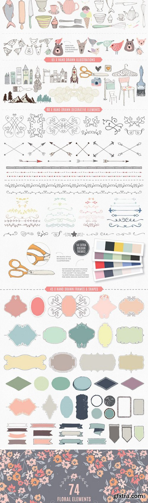 CM - Essential Branding & Identity kit 322545