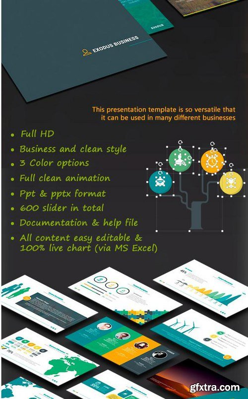 GraphicRiver Holiday Bundle 5 in 1 12260727