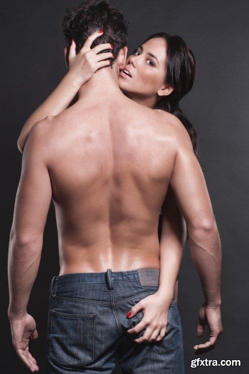 Beautiful man and woman - 5 UHQ JPEG