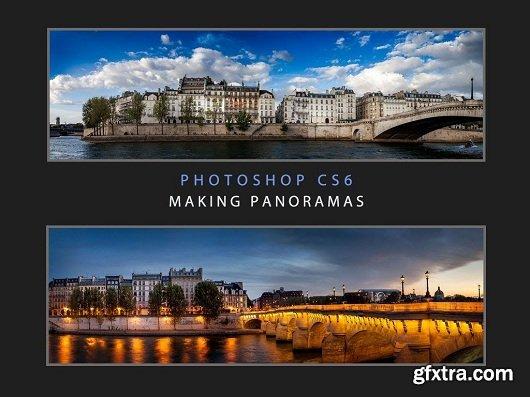 Photoshop CS 6 Shooting and Making Panoramas