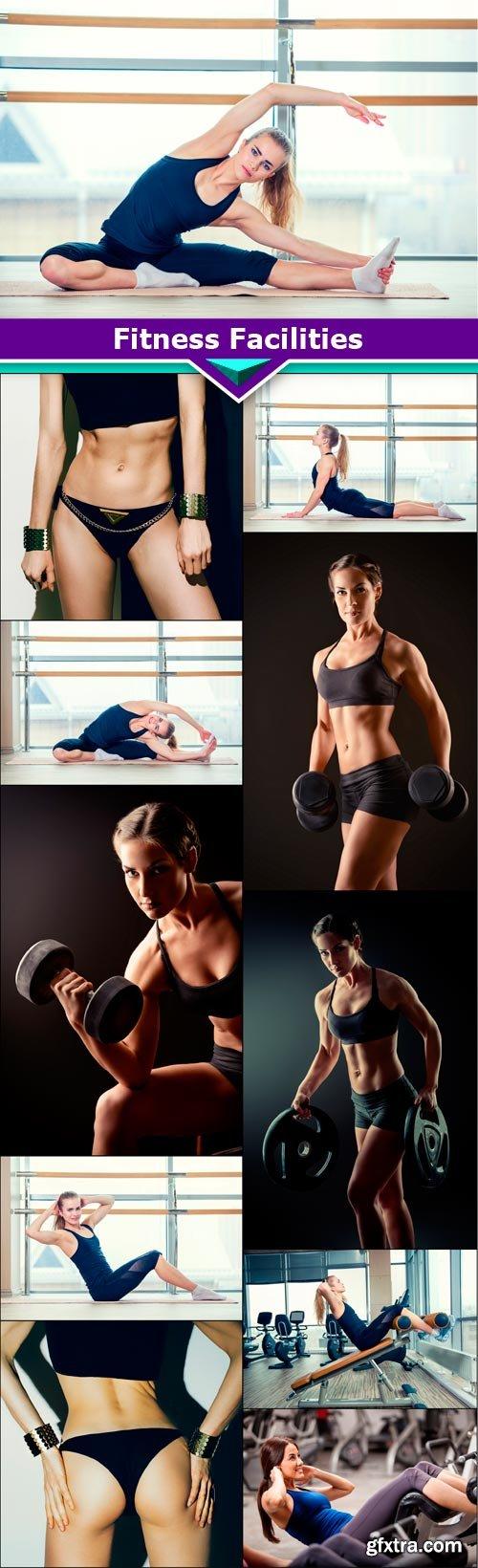 Fitness Facilities 11x PEG