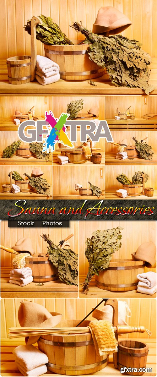 Accessories for sauna