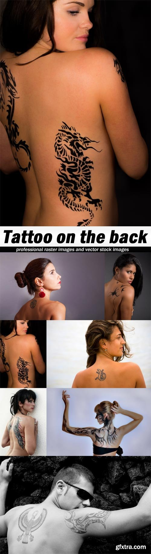 Tattoo on the back