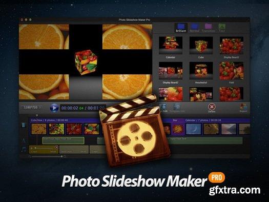Photo Slideshow Maker Pro 2.1.3 (Mac OS X)