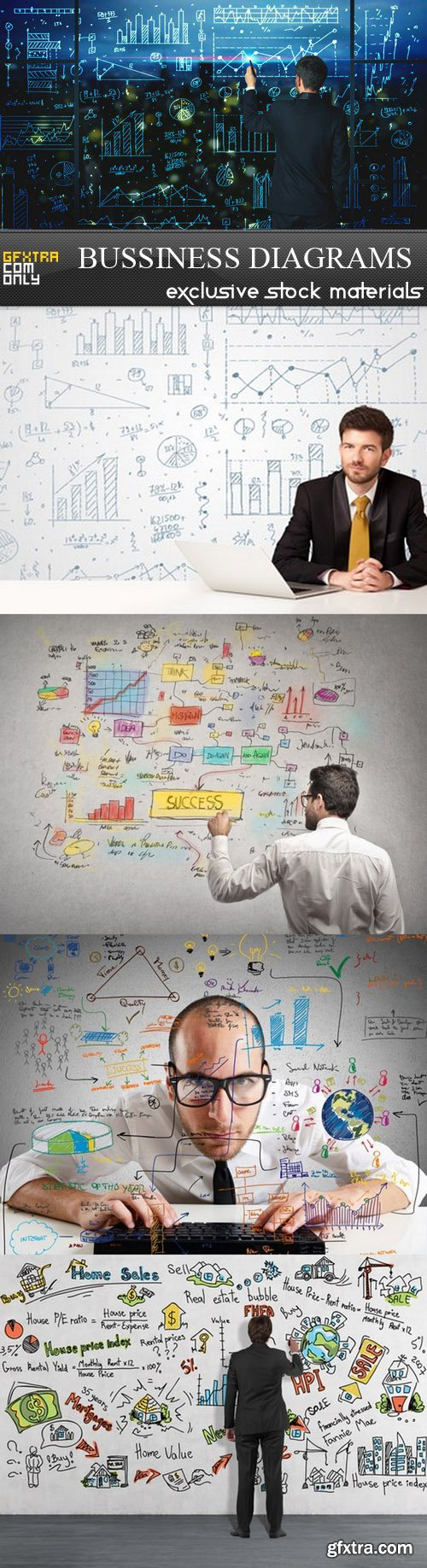 Bussiness Diagrams