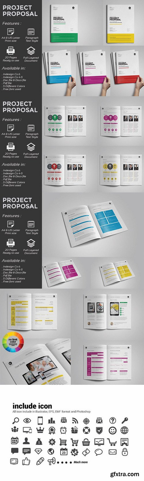 CM - Web Design Proposal 333905