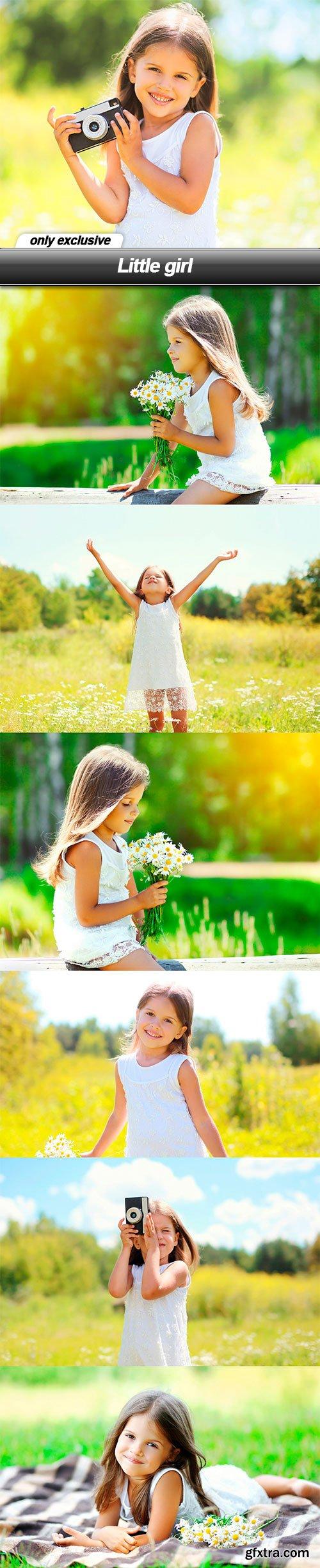 Little girl - 8 UHQ JPEG