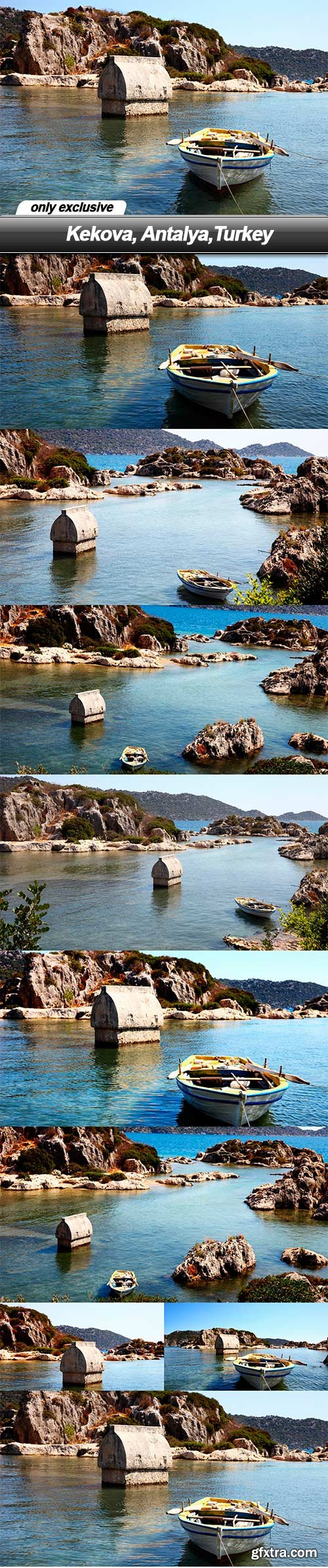 Kekova,Antalya,Turkey - 9 UHQ JPEG