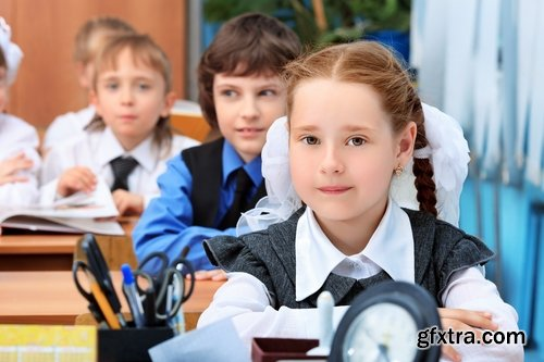 Collection of children in school uniform learning education child baby 25 HQ Jpeg
