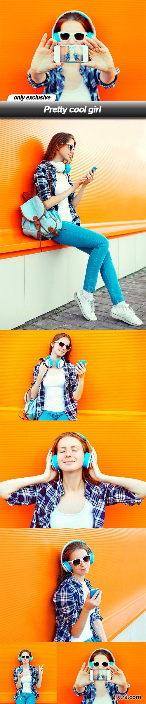 Pretty cool girl - 6 UHQ JPEG