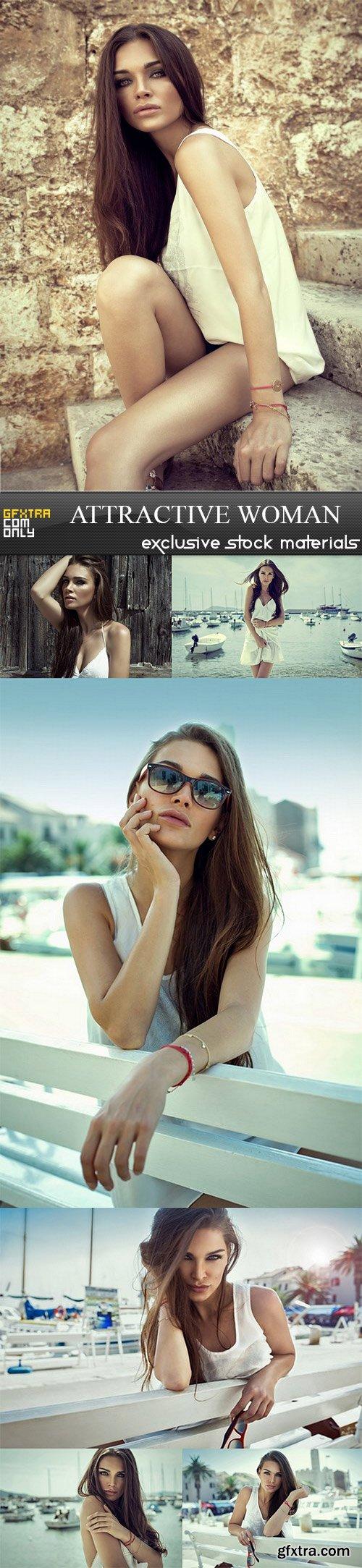 Attractive Woman - 7 UHQ JPEG