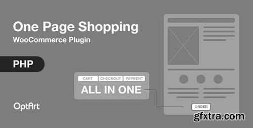 CodeCanyon - WooCommerce One Page Shopping v2.4.5 - 7158470