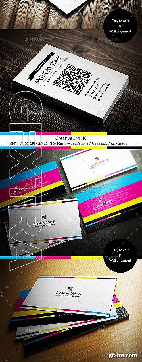 GraphicRiver - 6x Business Card Bundle 12341839