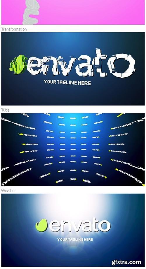 Videohive 20 Logo Pack v1.1 12251372