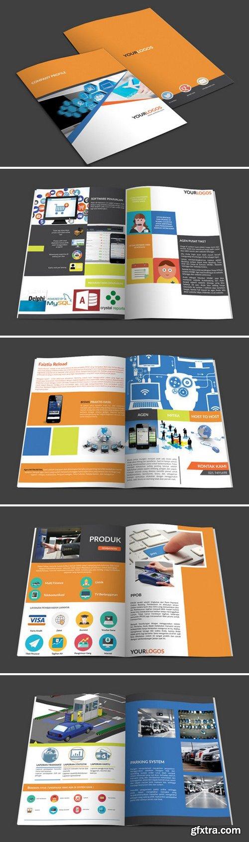 CM - Company Profile For Marketing 334121