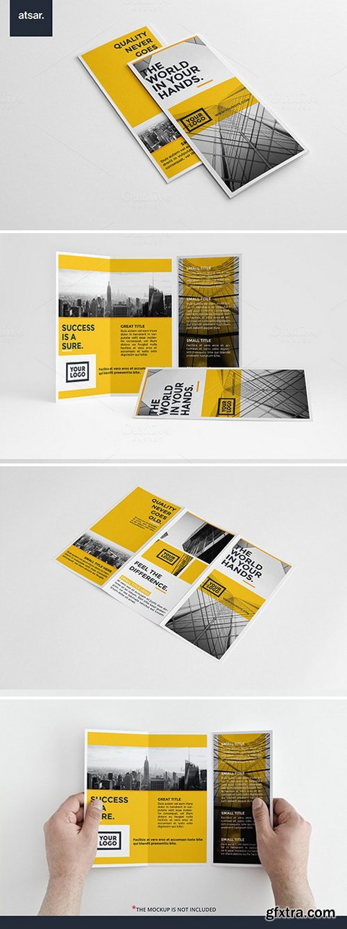 CM - Yellow Architecture Trifold 333858