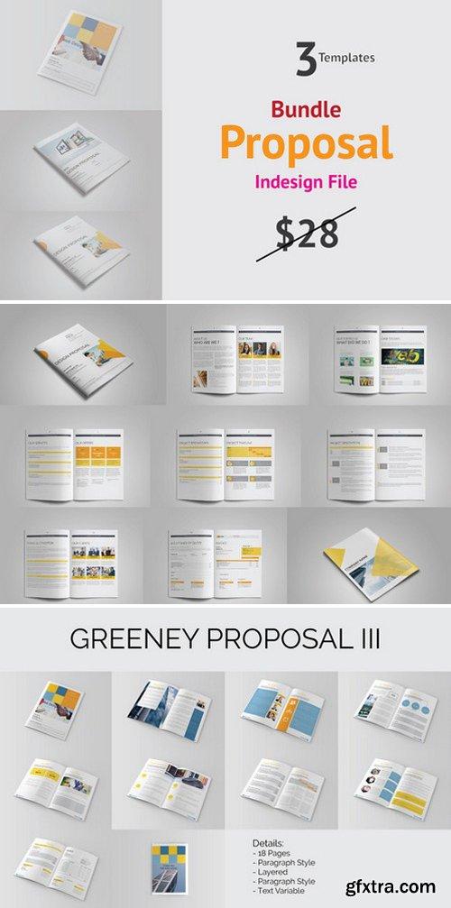 CM - Web Design Proposal Bundle 312547