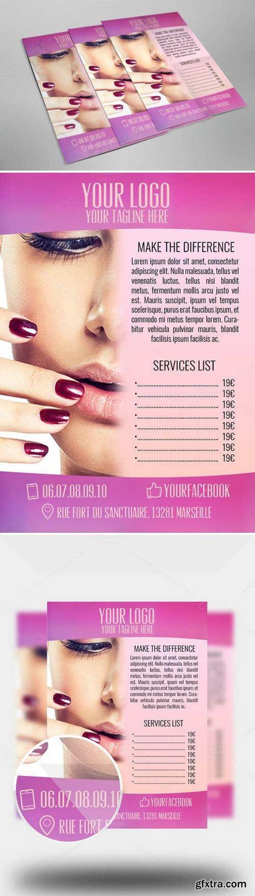 CM - Beauty Nails 293977