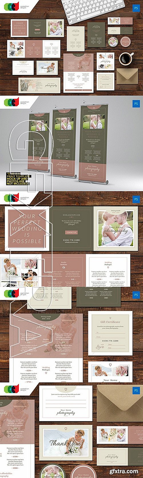 CM - Encanta - Photography Marketing Set 335903