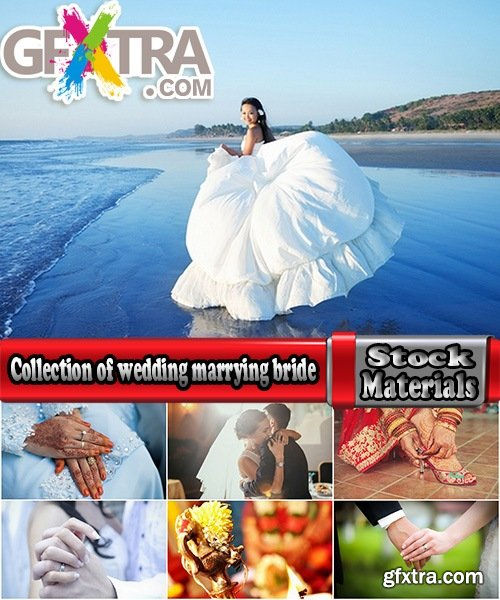 Collection of wedding marrying bride groom marriage newlyweds 25 HQ Jpeg