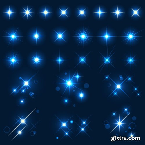 Light effect vector