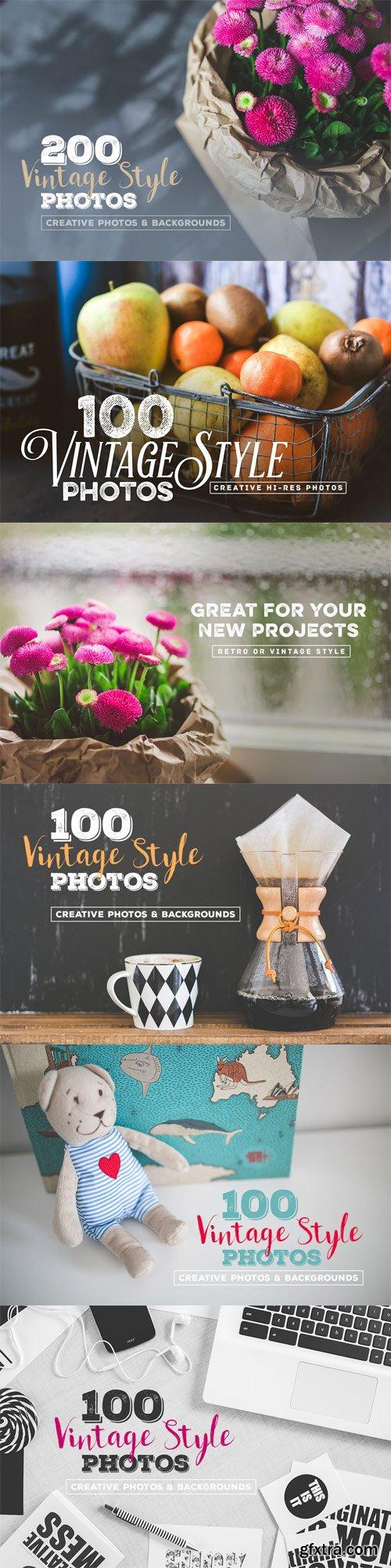 Vintage Style Photos