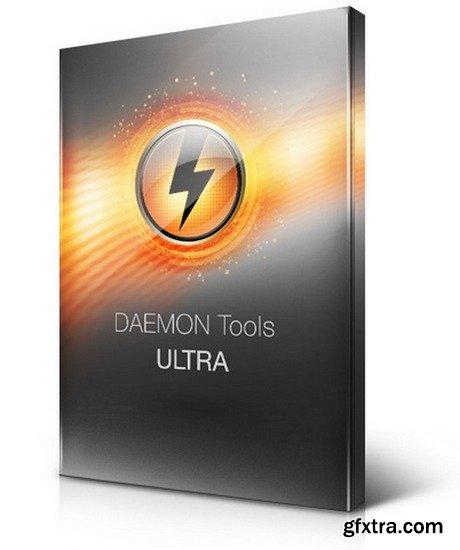 DAEMON Tools Ultra 4.0.0.423 (x86/x64)