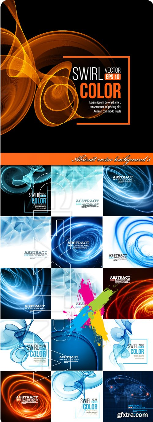 Abstract vector background 3
