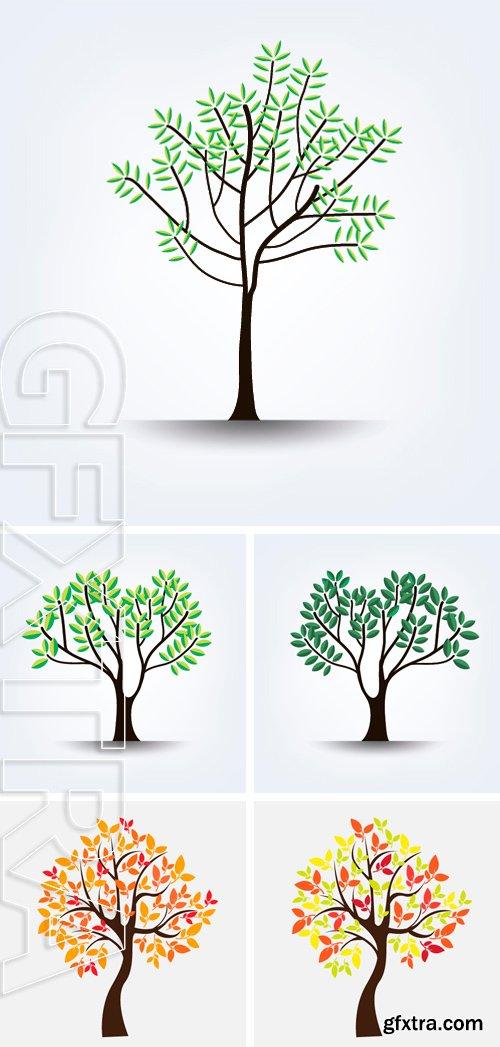 Stock Vectors - Tree vector illustration