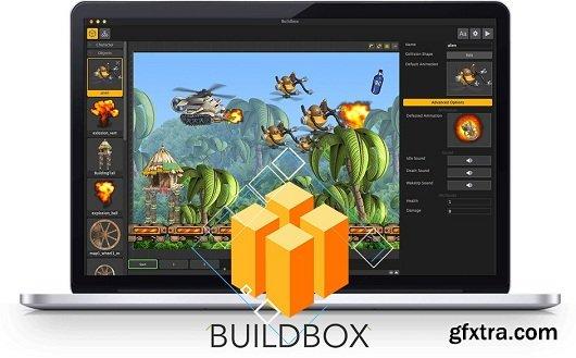BuildBox Game Maker 1.2.2 Build 560 (Mac OS X)