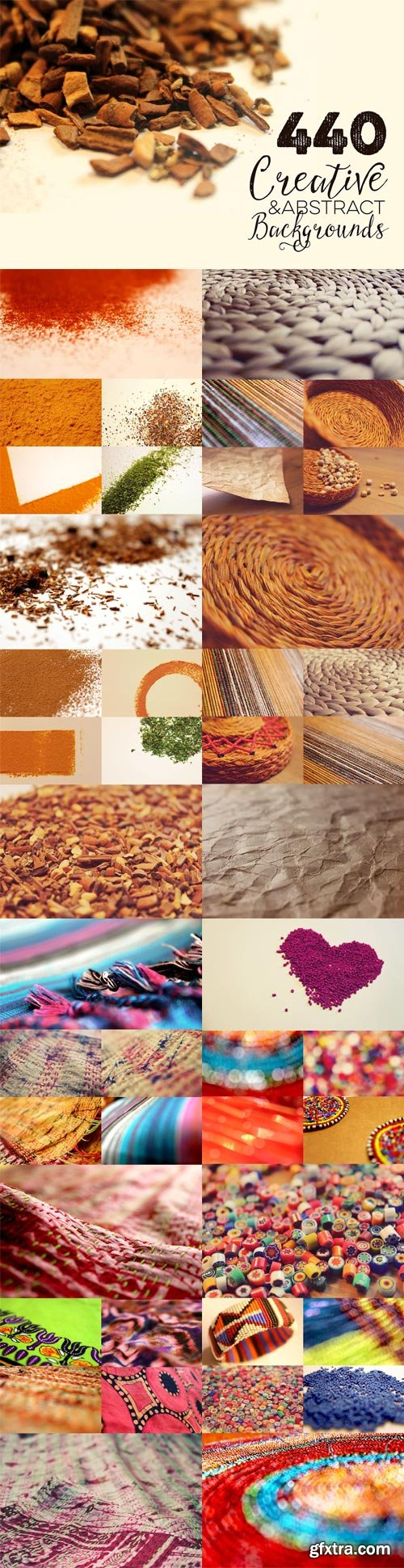 Creative Abstract Backgrounds