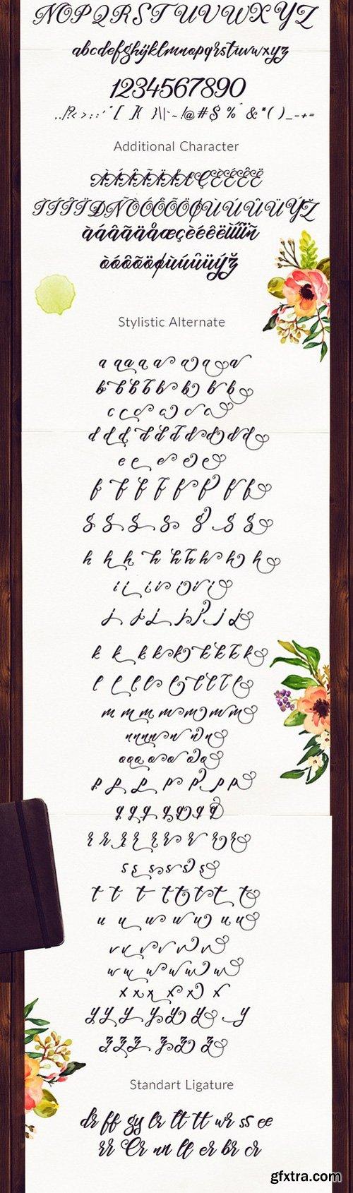CM - Zailla Script 334674