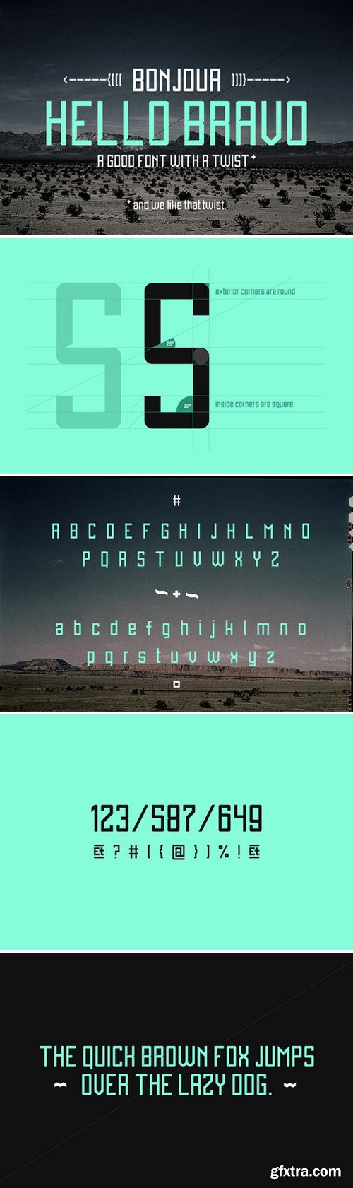 CM - Hello Bravo - Font. 336481