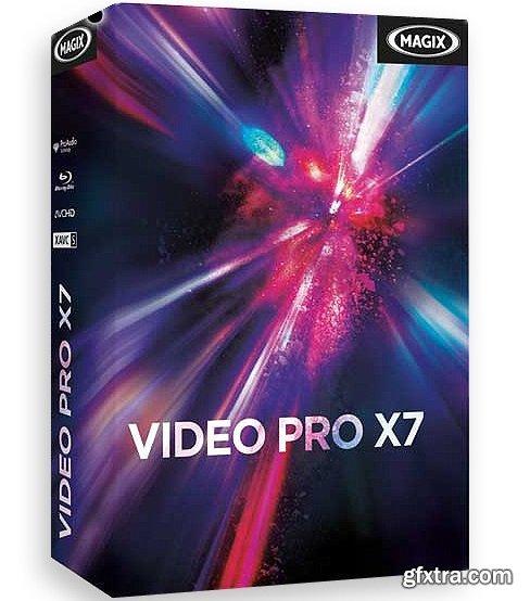 MAGIX Video Pro X7 v14.0 BiLiNGUAL-CYGiSO
