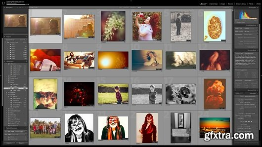 SkillShare - Fundamentals of Lightroom I: Organize Files and Boost Your Workflow