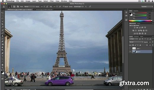 Skillshare - Take Control Of Photoshop CC In Only 30 Minutes