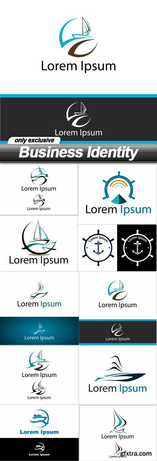 Business Identity - 10 EPS
